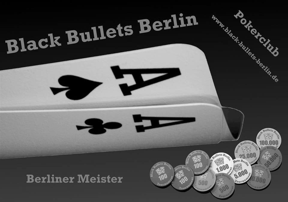 Black Bullets Berlin sind Pre-Season Meister