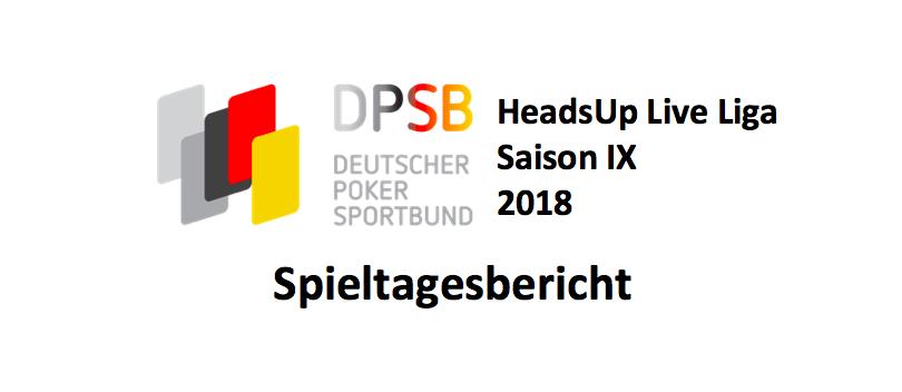 DPSB HULL – Bericht der Woche #28