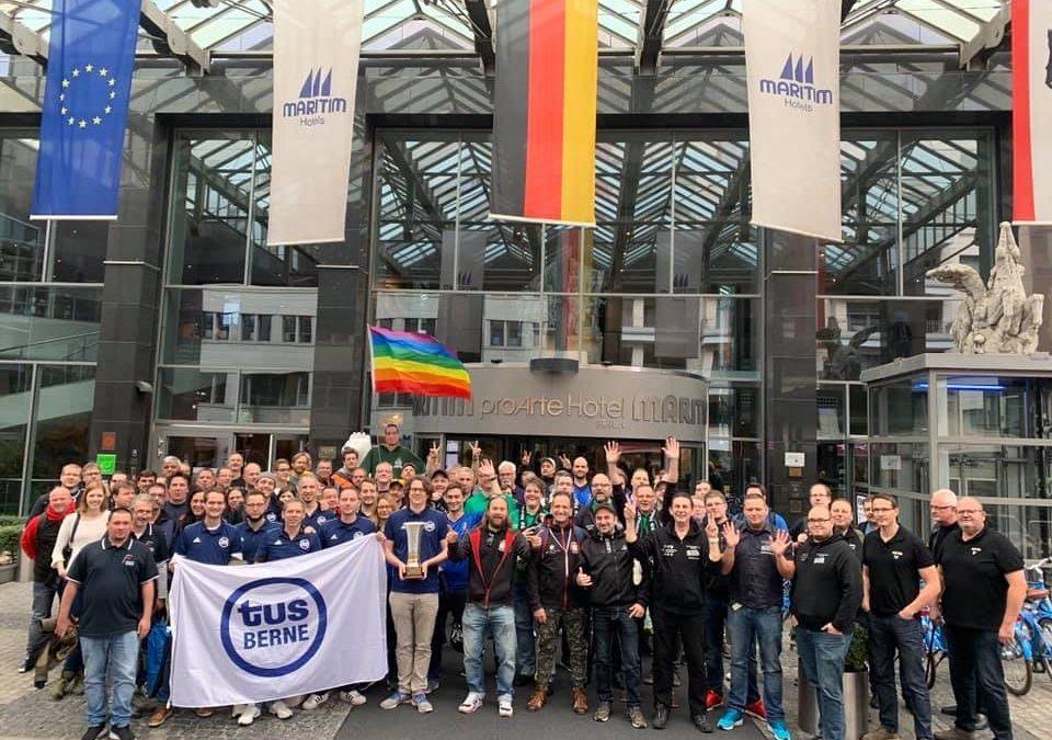 Playoffs 2019 in Berlin – Bulldozers Poker Piranhas verteidigen Titel und sind Deutscher Meister